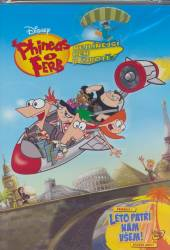 FILM  - DVD PHINEAS A FERB: ..
