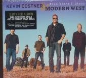 KEVIN COSTNER & MODERN WEST  - CD FROM WHERE I STAND