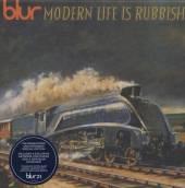 BLUR  - 2xVINYL MODERN LIFE IS RUBBISH [VINYL]