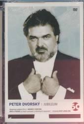 DVORSKY PETER  - DVD JUBILEUM