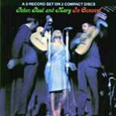 PETER PAUL & MARY  - 2xCD IN CONCERT