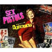 SEX PISTOLS  - 2xCD AGENTS OF ANARCHY