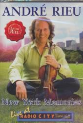 RIEU ANDRE  - DVD NEW YORK MEMORIES