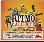 VARIOUS  - CD RITMO CALIENTE 2012