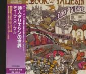 DEEP PURPLE  - CD BOOK OF.. -JAP CARD-