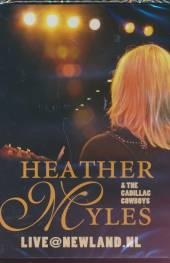 MYLES HEATHER  - DVD LIVE AT NEWLAND