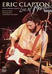 ERIC CLAPTON  - DV LIVE AT MONTREUX 1986