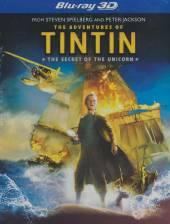 FILM  - BRD TINTINOVA DOBRODRUZSTVI [BLURAY]