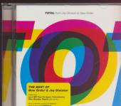 NEW ORDER & JOY DIVISION  - CD TOTAL FROM JOY DIVISION TO NEW ORDER
