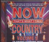 VARIOUS  - CD NOW COUNTRY 5