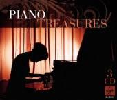VARIOUS  - CD PIANO TREASURES