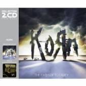 KORN  - 2xCD PATH OF TOTALITY/KORN III-