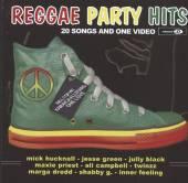 VARIOUS  - CD REGGAE PARTY HITS