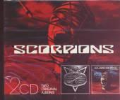 SCORPIONS  - 2xCD COMEBLACK / ACOUSTICA
