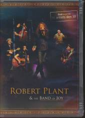 PLANT ROBERT & BAND OF JOY  - DVD LIVE FROM THE.. -LTD-