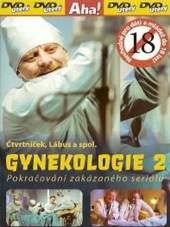 Gynekologie 2 DVD - supershop.sk