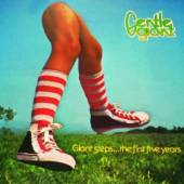 GENTLE GIANT  - CD GIANT STEPS
