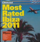 VARIOUS  - 3xCD MOST RATED IBIZA 2011