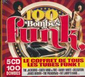VARIOUS  - 5xCD 100 BOMBES FUNK