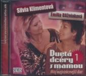 SILVIA KLIMENTOVA  - CD DUETA DCERY S MAMOU