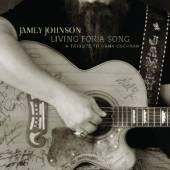 JOHNSON JAMEY  - CD LIVING FOR A SONG..