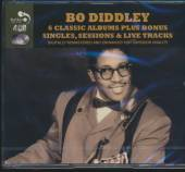 BO DIDDLEY  - CD 6 CLASSIC ALBUMS BO DIDDLEY