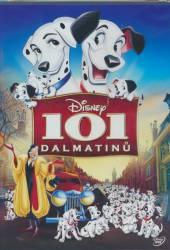 FILM  - DVD 101 DALMATINCOV