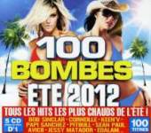 VARIOUS  - CD 100 BOMBES ETE 2012