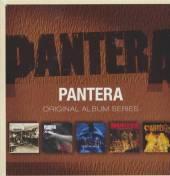 PANTERA  - CD ORIGINAL ALBUM SERIES