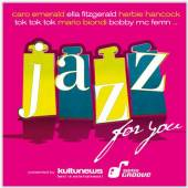 VARIOUS  - 2xCD JAZZ FOR YOU
