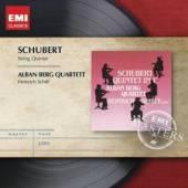 ALBAN BERG QUARTETT/SCHIFF HEI  - CD STREICHQUINTETT