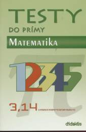 Testy do prímy Matematika [SK] - supershop.sk