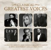 VARIOUS  - CD GREATEST CLASSICAL VOICES