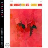 GETZ STAN/CHARLIE BYRD/L  - CD JAZZ SAMBA + JAZZ SAMBA..