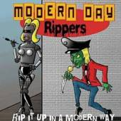 MODERN DAY RIPPERS  - CD RIP IT UP IN A MODERN WAY