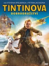 FILM  - DVD Tintinova dobrod..