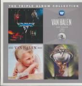 VAN HALEN  - 3xCD TRIPLE ALBUM CO..