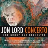 LORD JON  - CD CONCERTO FOR GROUP AND..