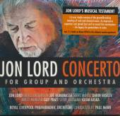 JON & LORD  - CD+DVD CONCERTO FOR ..