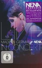 NENA  - 2xDVD MADE IN GERMANY-LIVE IN CONCER