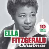 FITZGERALD ELLA  - CD 10 GREAT CHRISTMAS SONGS