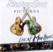 STATUS QUO  - CD LIVE AT MONTREUX 2009