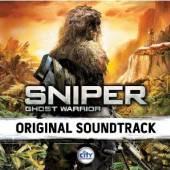 ORIGINAL VIDEO GAME SOUNDTRACK  - CD SNIPER: GHOST WARRIOR