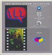 YES  - 3xCD TRIPLE ALBUM COLLECTION