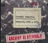 NOHAVICA JAROMIR  - 2xCD ARCHIVY... 1982 A 1984