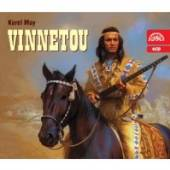VARIOUS  - 4xCD VINNETOU (KAREL MAY) - KOMPLET BOX