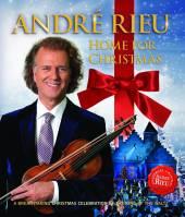RIEU ANDRE  - BRD HOME FOR CHRISTMAS [BLURAY]