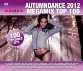 VARIOUS  - CD AUTUMN DANCE MEGAMIX 2012