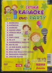 Pesnicky pre deti - DETSKA KARAOKE PARTY /DVD DETSKE/ - supershop.sk