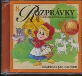 ROZPRAVKY [J. KRONER]  - CD 08 - NAJKRAJSIE ROZPRAVKY J.KRONERA